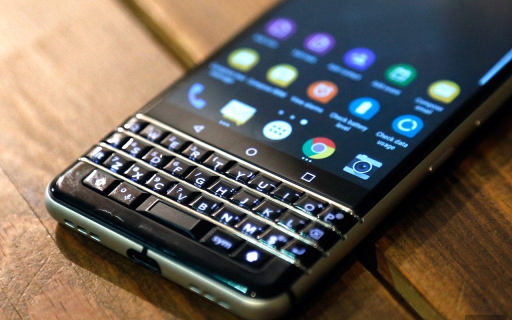 BlackBerry, una marca que se niega a morir, lanza nuevo smartphone