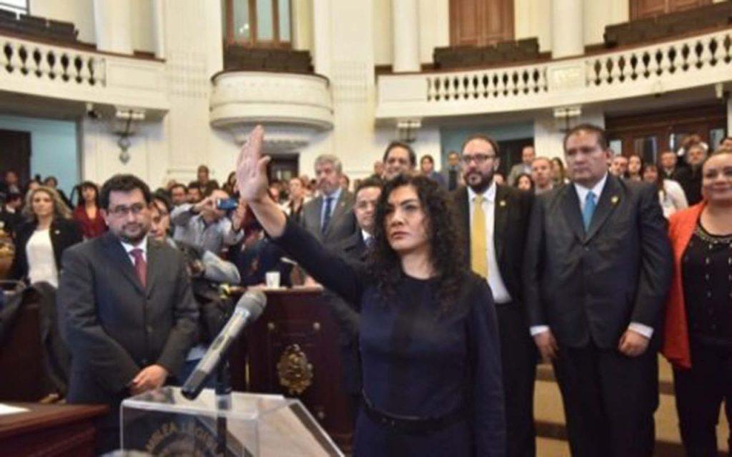 ¿Quién es la nueva delegada en Venustiano Carranza?