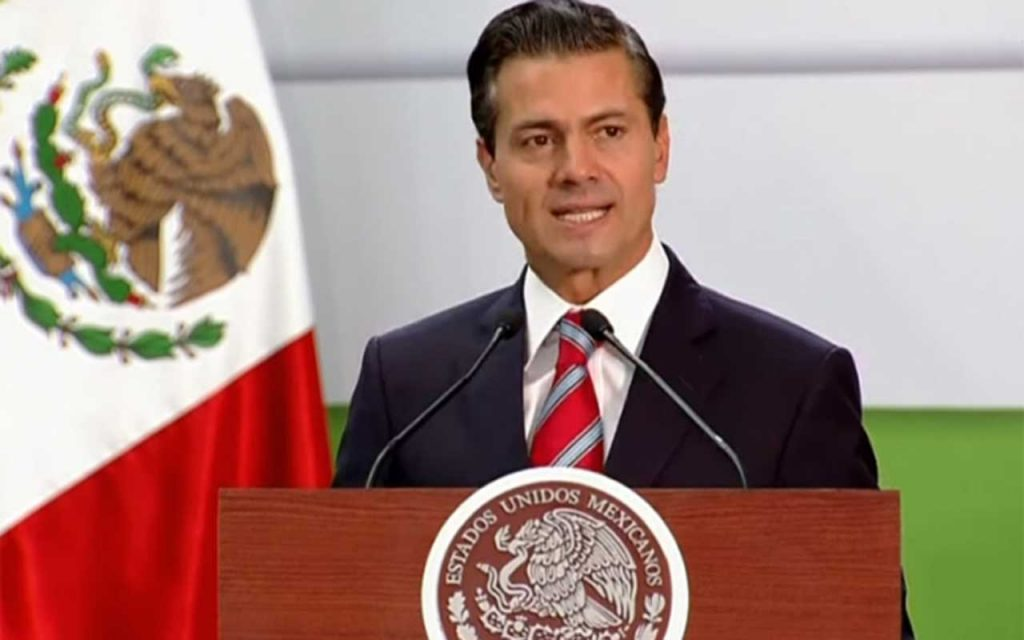 Enrique Peña Nieto celebra el aumento al salario mínimo de 8 pesos