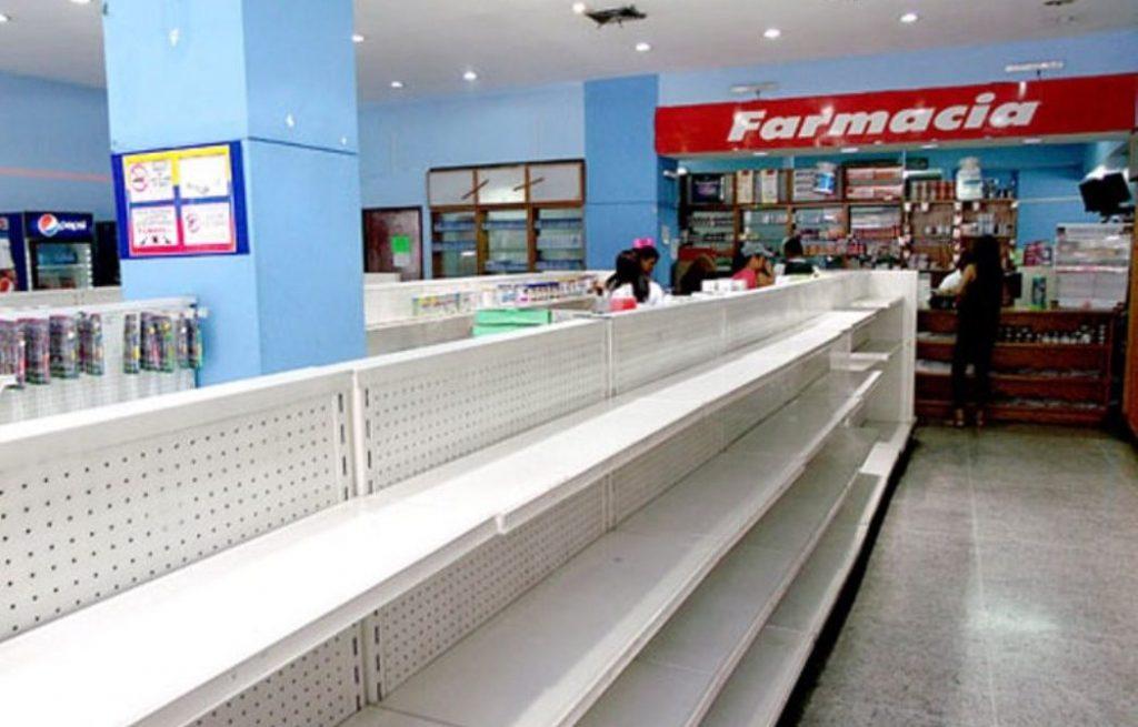 Se agudiza escasez de medicamentos en Venezuela