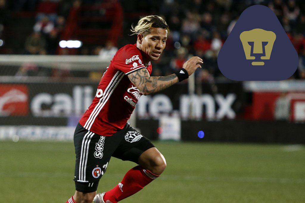 Heraldo de México con foto de Mexsport