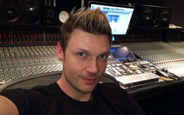 Facebook Nick Carter