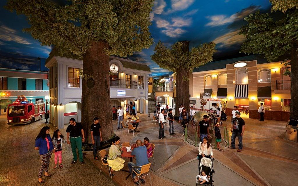 Kidzania busca parque para albergar su nuevo concepto Kinesis