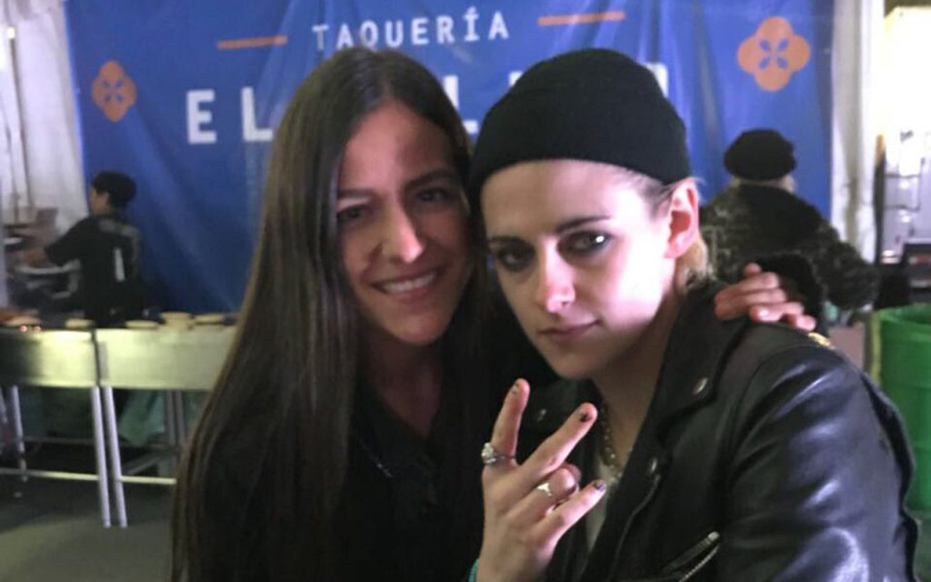 Kristen Stewart vino a México al Corona Capital
