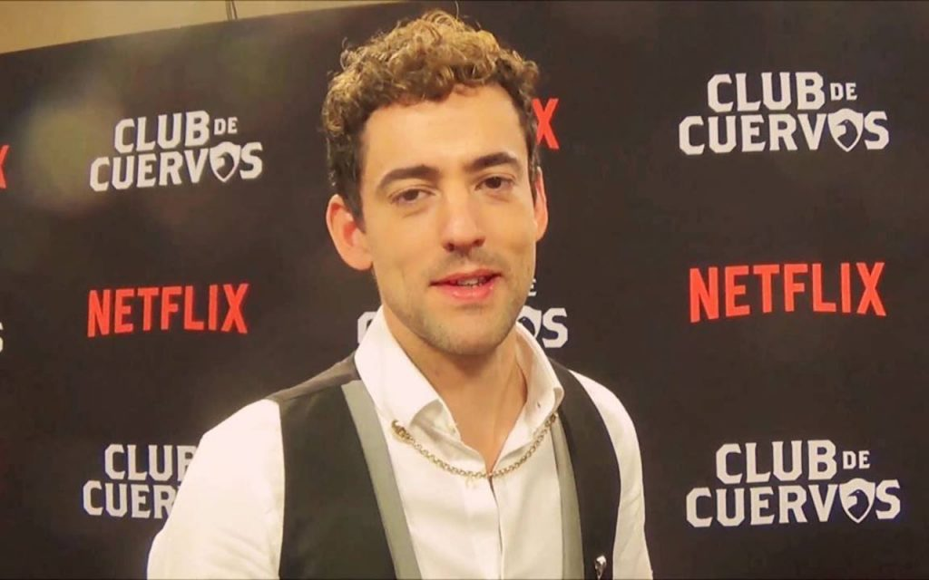 Luis Gerardo Méndez quiere más proyectos para streaming