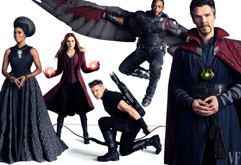 FOTOS: Avengers: Infinity War, nuevo look de los superhéroes de Marvel