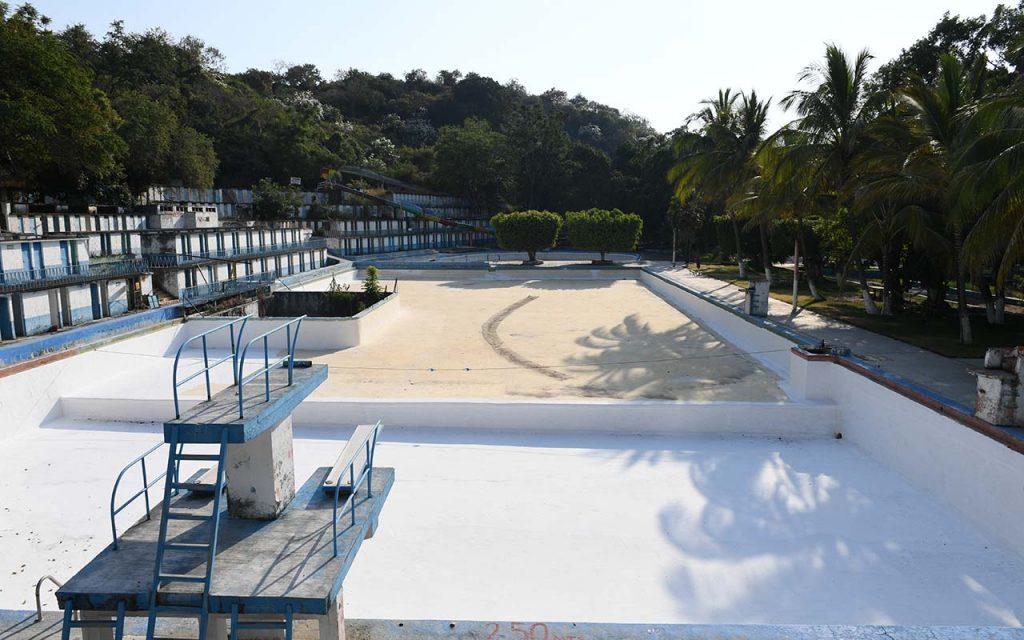Balnearios sin agua en Morelos, latente cierre definitivo