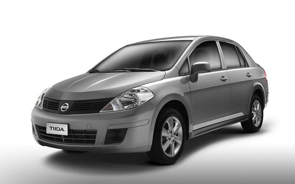 Nissan dejará de producir el modelo Tiida en 2018