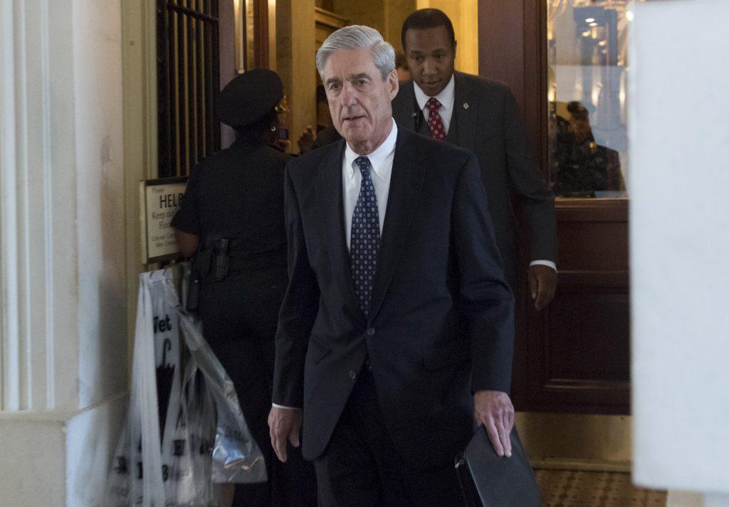 Robert Mueller. Archivo. AFP.