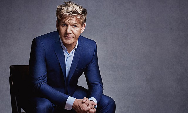 #MartesdePersonalidades Gordon Ramsay