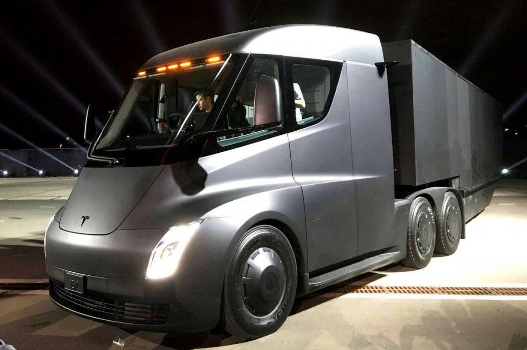 PepsiCo reservó a Tesla, el pedido más grande de camiones eléctricos