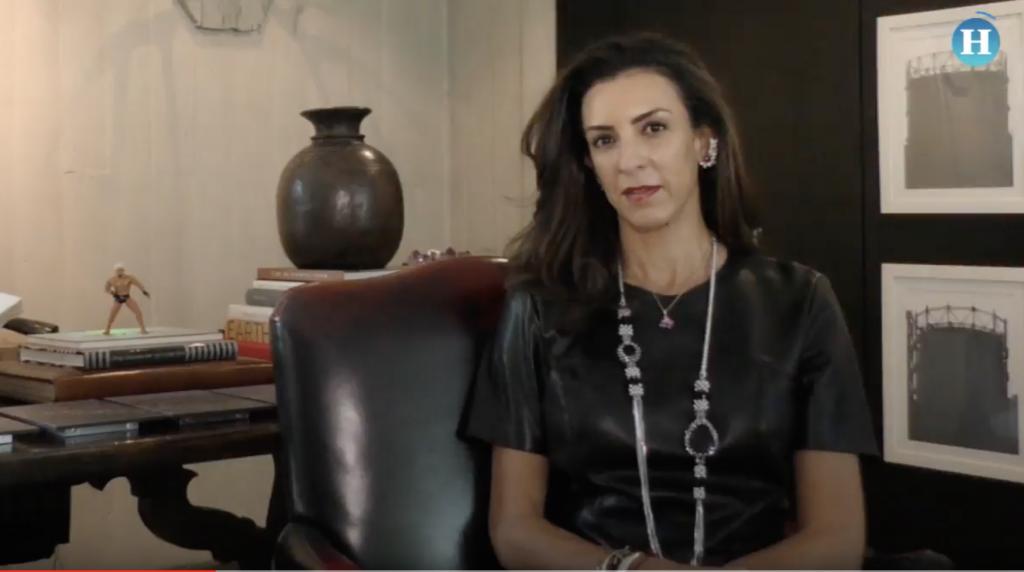 Mira quién habla: Celia Daniel de Mizrahi