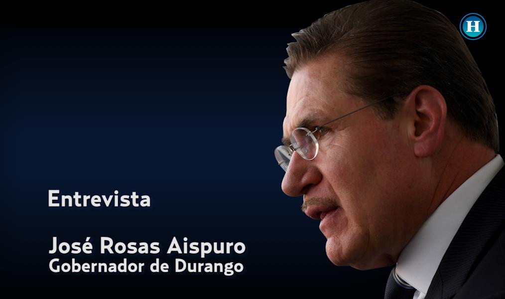 Entrevista con José Rosas Aispuro