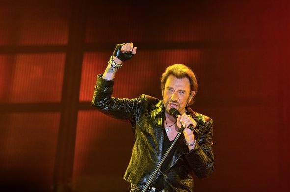 """Francia conmocionada por muerte de """"Elvis francés"""", Johnny Hallyday"""