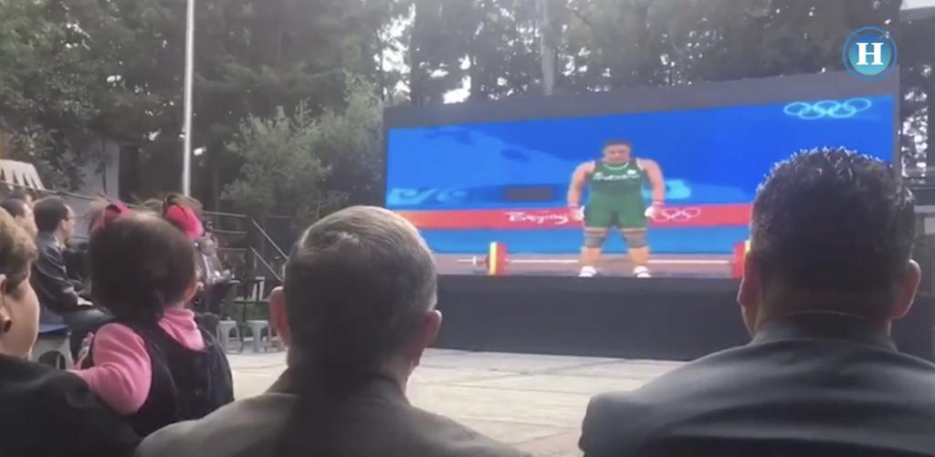 Nueve años después, Damaris Aguirre recibe su presea olímpica