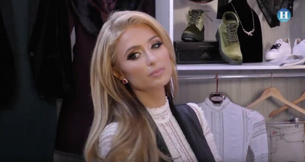 Mira quién habla: Paris Hilton