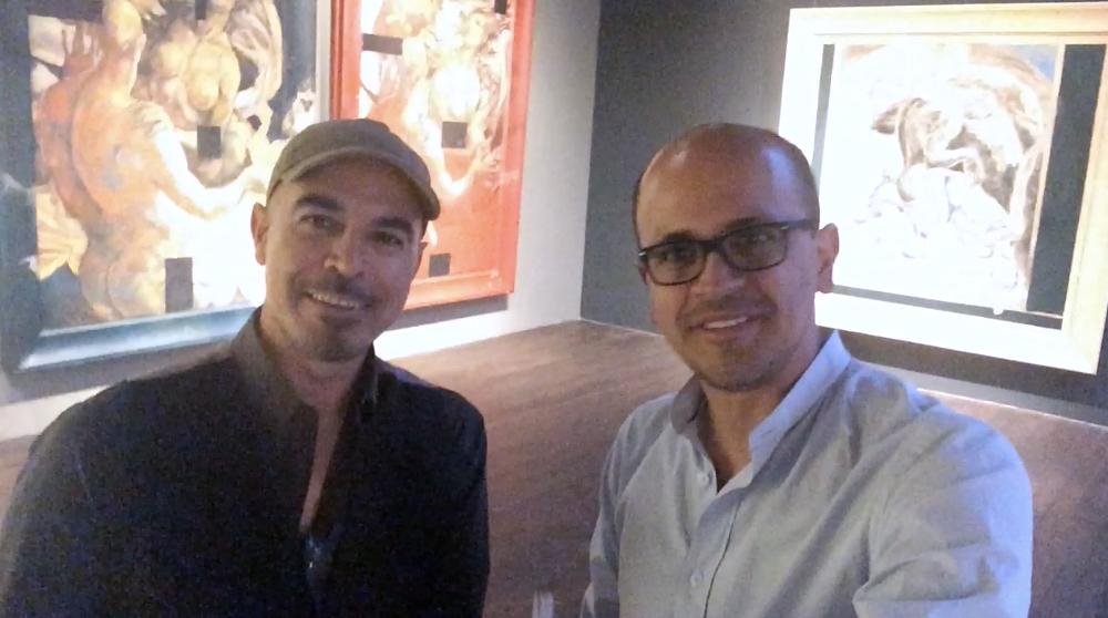 #SelfieLaEntrevista con Javier Marín