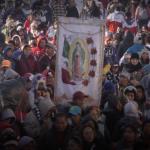 """Llegan millones a ver a la """"Morenita"""" a la Basílica"""