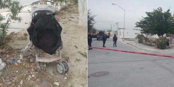 Macabro hallazgo: Abandonan maleta con cuerpo desmembrado en una carriola