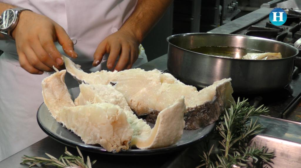 Cómo desalar el bacalao para cocinarlo
