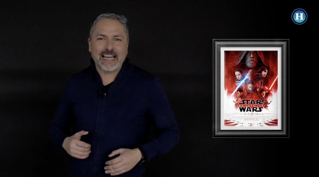 En el Cine con Oscar Uriel – Los Últimos Jedi