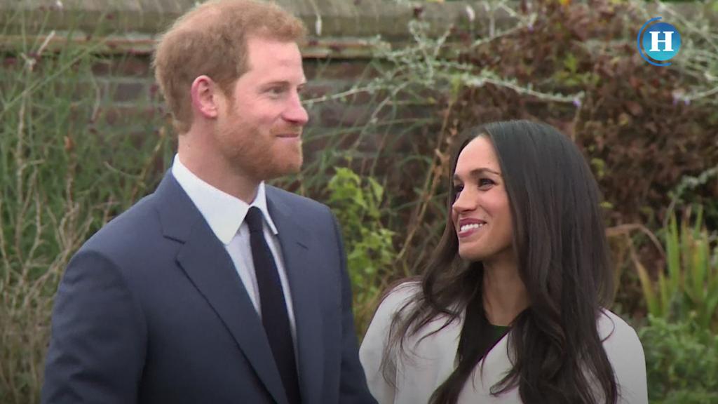 El príncipe Enrique se casará con la actriz Meghan Markle