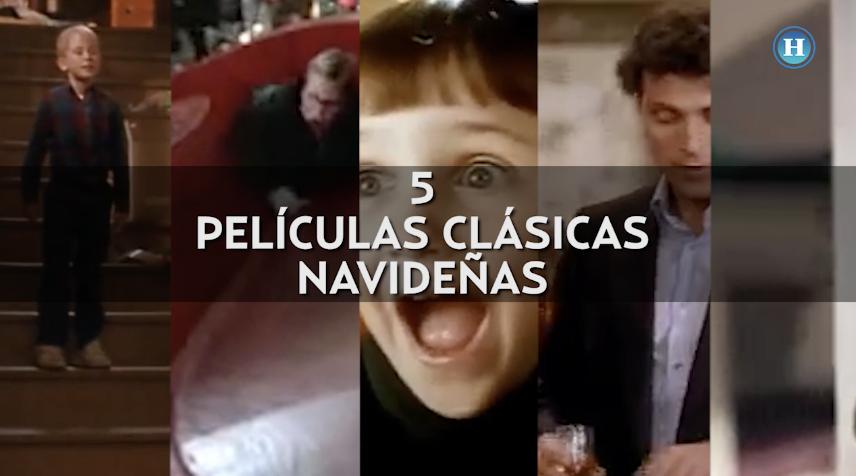 Cinco películas clásicas de Navidad
