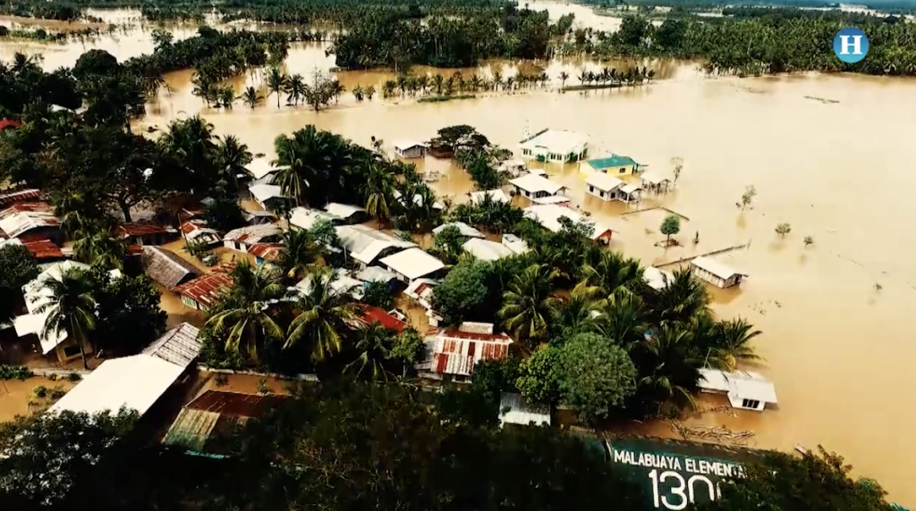 Tormenta en Filipinas deja cerca de 200 muertos