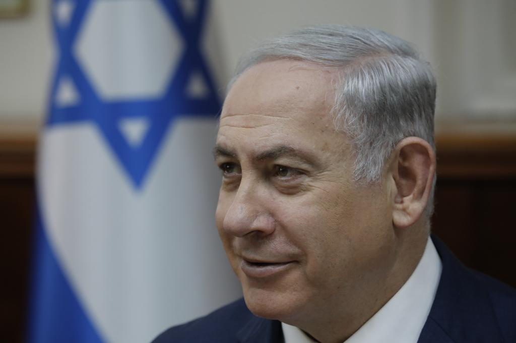 Primer ministro israelí Benjamín Netanyahu. AFP.