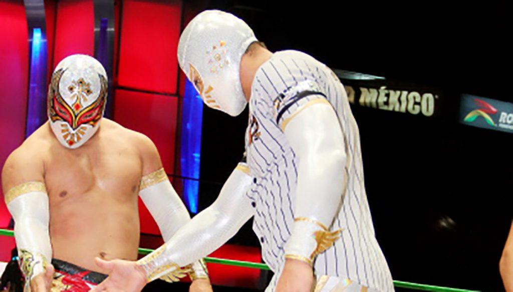 La rivalidad entre Carístico (El primer Místico) y el actual portador del personaje del Príncipe de Plata y Oro se vuelven a enfrentar este viernes en la Arena México
