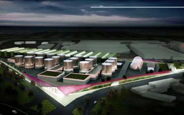La Ecoplanta de la CDMX, será de las más grandes del mundo