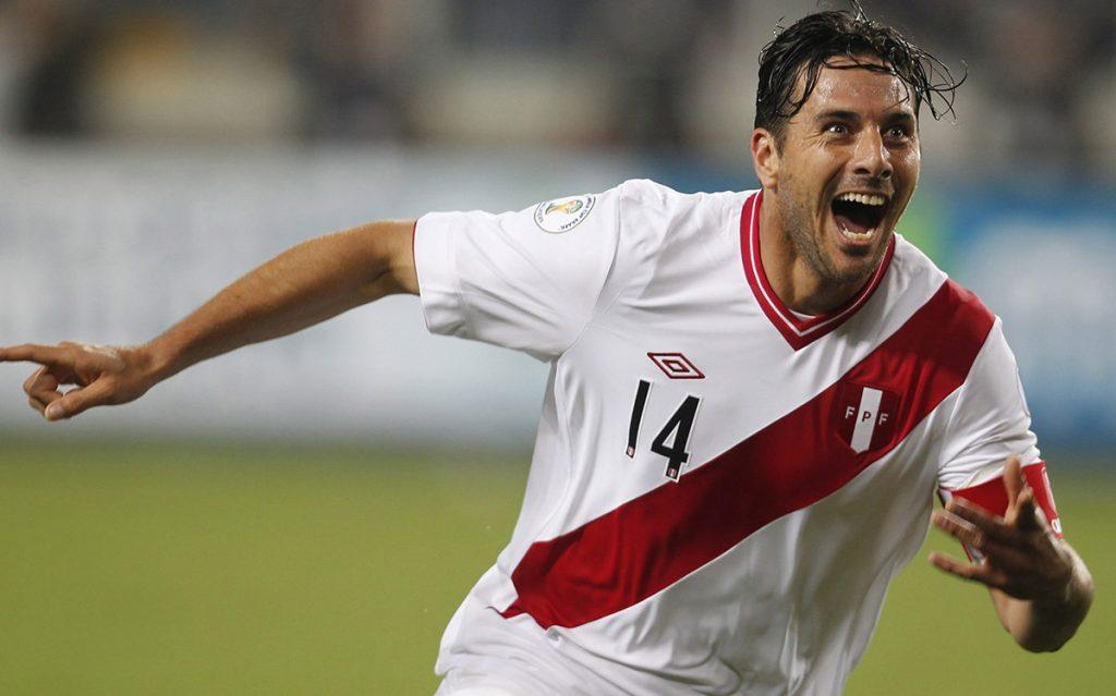 El veterano goleador peruano Claudio Pizarro reconoció que aspira jugar en Rusia 2018 con su selección, pese a no ser convocado desde haca más de un año
