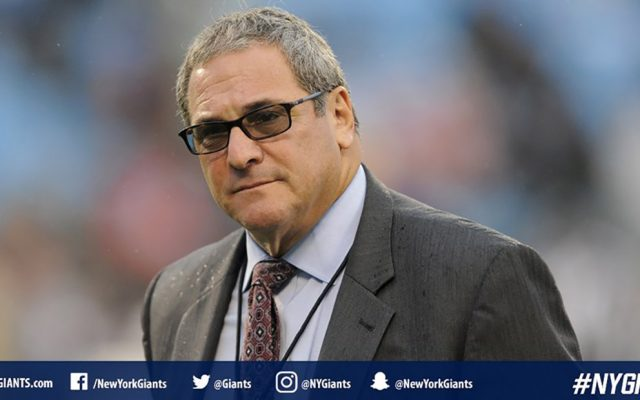 Los Gigantes de Nueva York informaron que Dave Gettleman es su nuevo gerente general; este viernes será presentado de manera oficial
