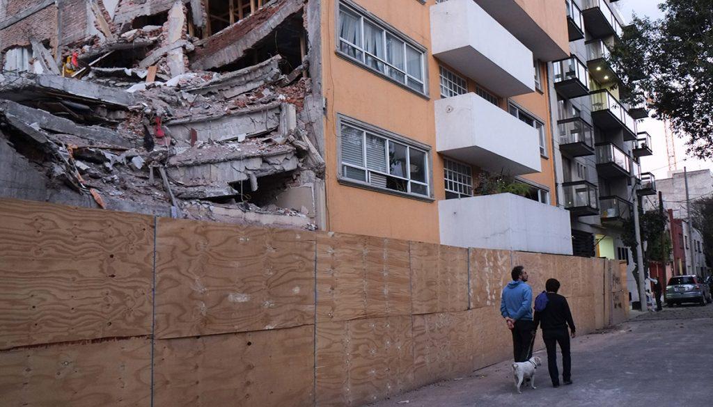 La Secretaría de Obras y Servicios de la CDMX informó que finalizaron los trabajos de demolición del predio dañado por el sismo del 19 de septiembre