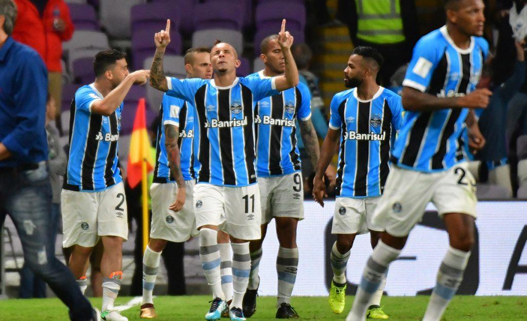 Con solitario gol de Everton en tiempo extra, Gremio de Porto Alegre venció 1-0 al Pachuca en la semifinal del Mundial de Clubes