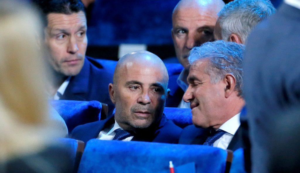 Jorge Sampaoli, técnico de Argentina, aseguró estar confiado en que Argentina superará a Islandia, Croacia y Nigeria para avanzar en el Mundial