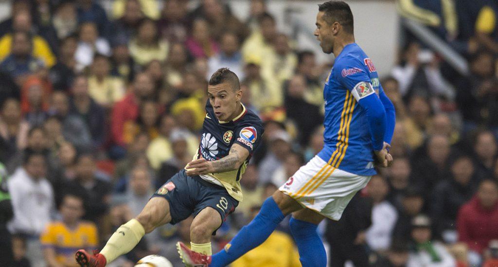 El capitán de los Tigres, el brasileño Juninho, no se recuperó de la lesión en la pierna derecha y quedo descartado para la vuelta de la semifinal