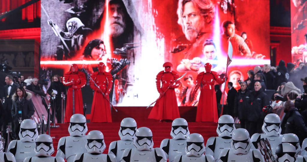 El Episodio 8 de la legendaria saga de Star Wars ha recaudado 517 mdd en Estados Unidos y más del billón de dólares a nivel mundial