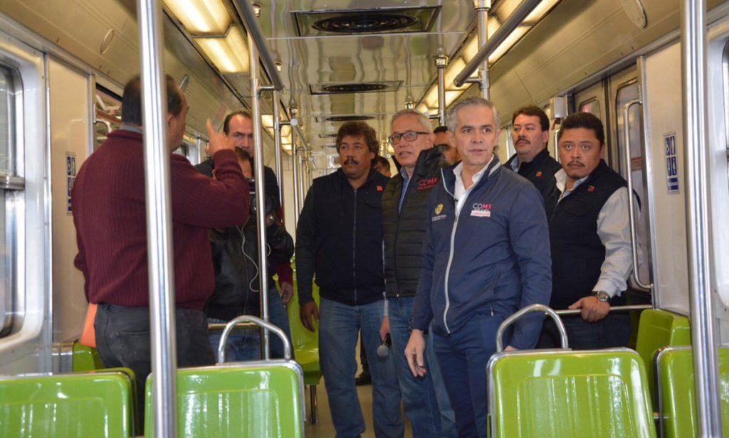 El Jefe de Gobierno de la CDMX aseguró que el Sistema de Transporte Colectivo requiere de mayor presupuesto para atender la creciente demanda de usuarios