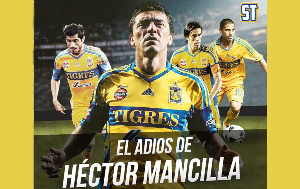 El goleador chileno Héctor Mancilla tendrá este sábado en el Volcán su partido de despedida, con varios exjugadores de Tigres