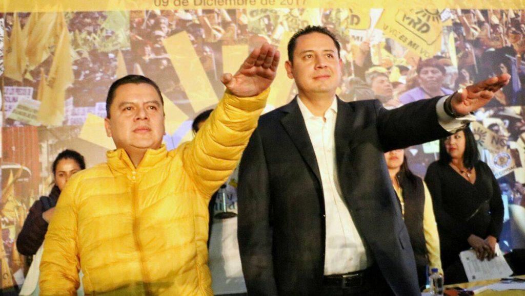 El Consejo Nacional del PRD eligió por unanimidad a Manuel Granados como nuevo presidente general del partido, en sustitución de Alejandra Barrales que buscará candidatura a la CDMX