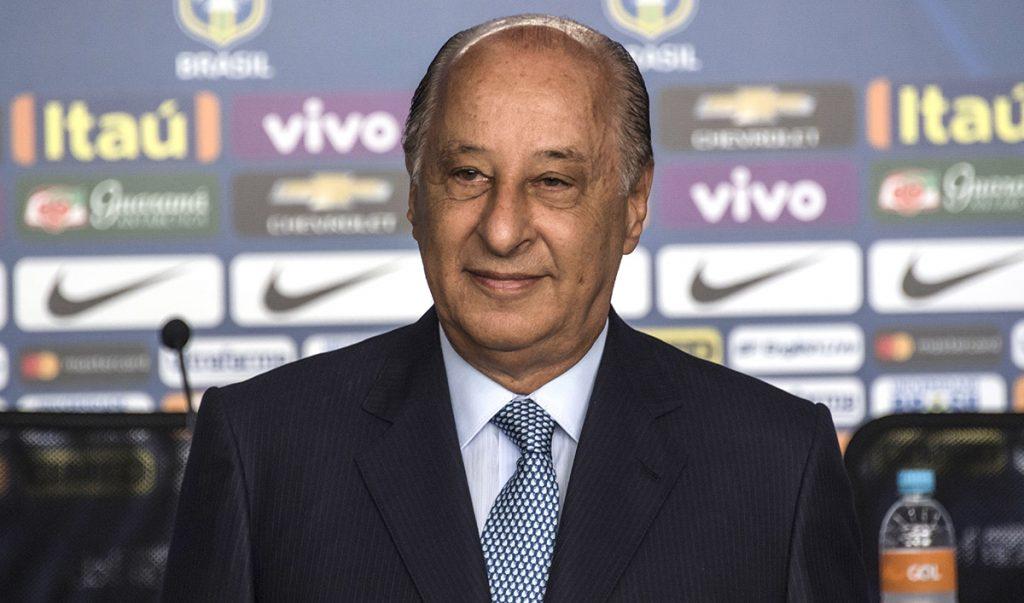 La FIFA anunció la suspensión provisional de Marco Polo de Nero, presidente de la Confederación Brasileña de Fútbol, investigado por corrupción