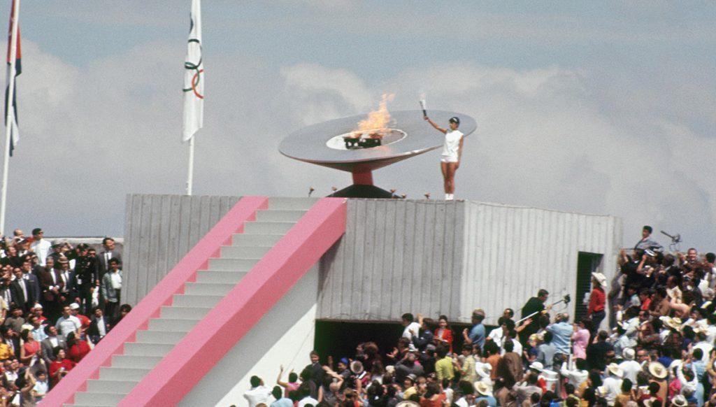 Celebrarán 50 aniversario de Juegos Olímpicos 68 con actividades