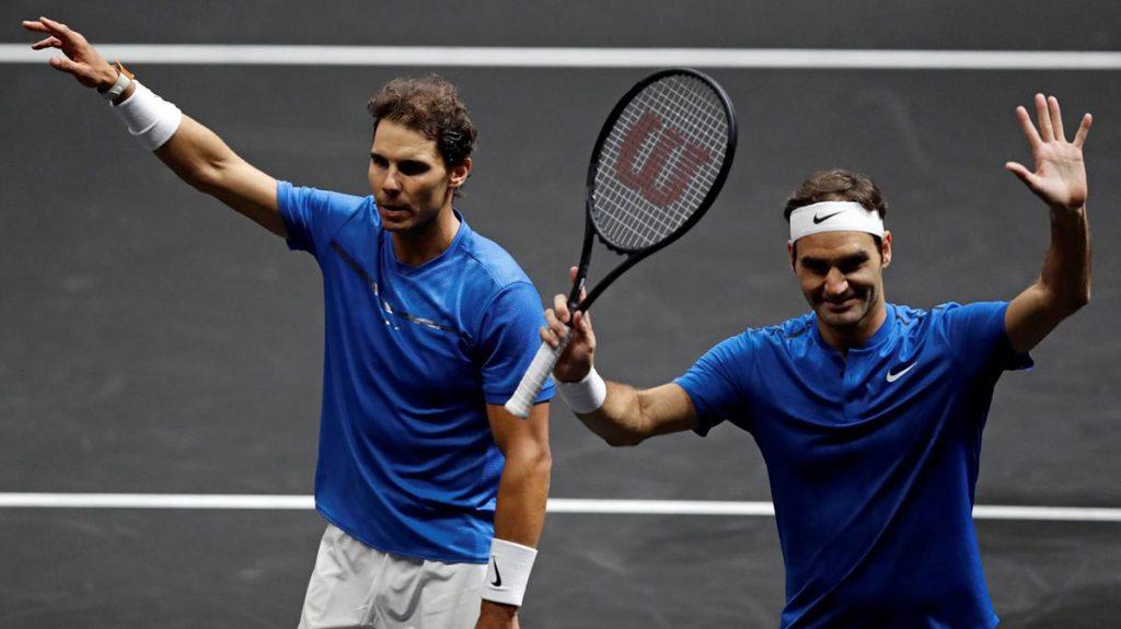 Los tenistas Rafael Nadal y Roger Federer compartieron la distinción del periódico L'Équipe. Por primera vez el premio es compartido