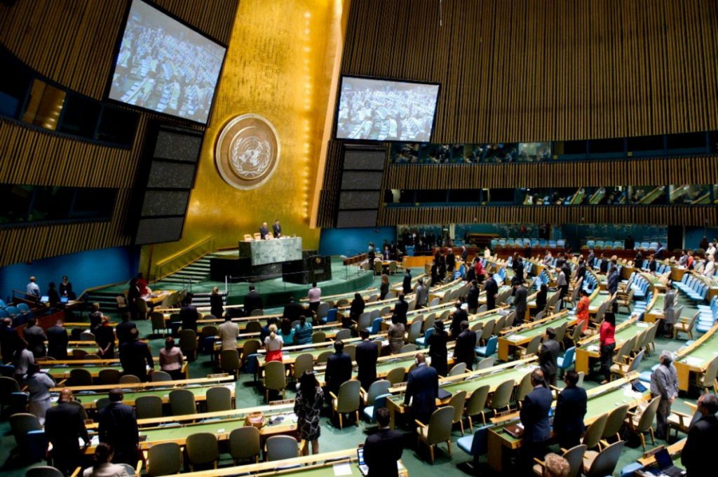 """ONU lanza """"señal de alerta"""" ante el surgimiento de """"nuevos peligros"""""""