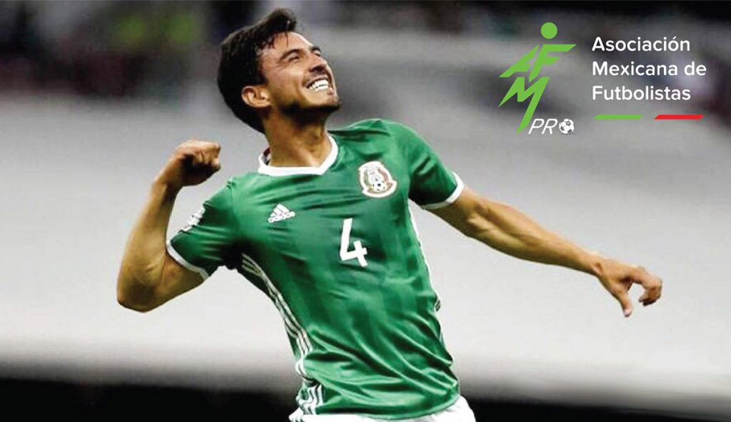 La Asociación Mexicana de Futbolistas Profesionales emitió un comunicado en el que apoya a Oswaldo Alanís, por el problema contractual del jugador con Chivas