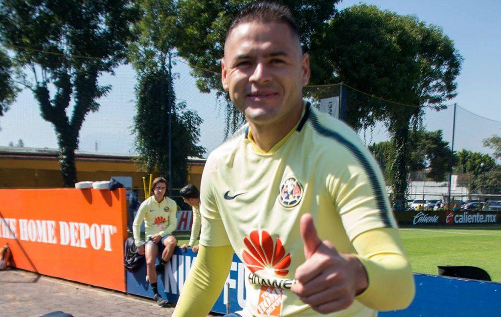 El defensa paraguayo Pablo Aguilar dedicó palabras de agradecimiento al club América y a la afición azulcrema luego de ser traspasado a Xolos