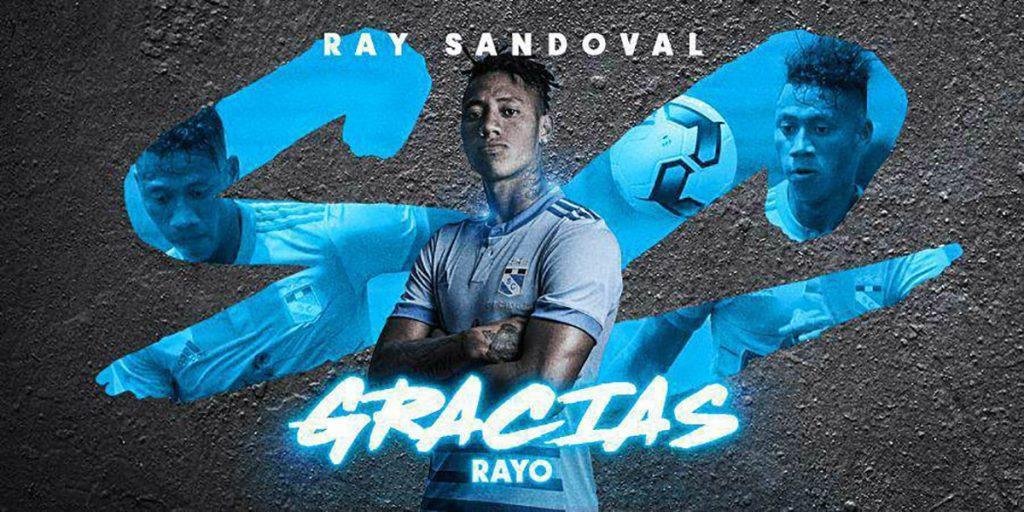 El delantero peruano Ray Anderson Sandoval conformará la dupla peruana con Raúl Ruidíaz en el ataque purépecha para el Clausura 2018