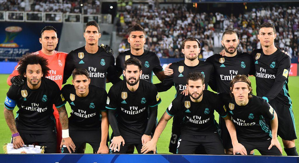 Este sábado, el Real Madrid buscará el bicampeonato del Mundial de Clubes de la FIFA ante el campeón de Conmebol, Gremio de Porto Alegre