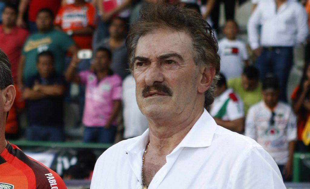 El extécnico de la Selección Mexicana, Ricardo Lavolpe, señala que el Tricolor debe aprovechar la calidad de gente como Tecatito y Chucky para pelear en Rusia